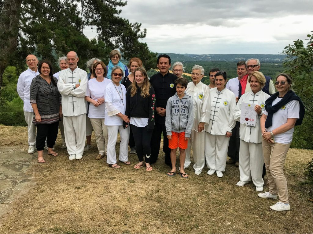 Stage qi gong ee tong juillet 2019
